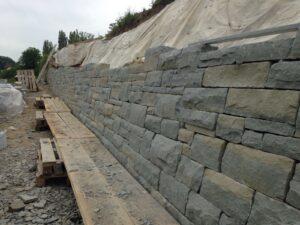 Trockenmauer Thal